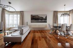 Видовая квартира в стиле минимализм