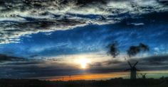 Mills #sunset #skerries #skerriesmills #afternoon #weekend #ireland #winter #skyline #sky #sunlight #sunset #sun