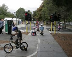 Kew Traffic School- A safe environment for Children to Learn about road safety