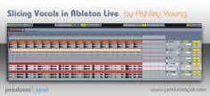 Live: Slicing Vocals