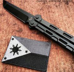 Quartermaster knives