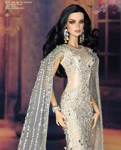 254cb493682 80 Best fashion doll and barbie project images