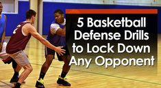 The main goal on defense is to force the opposition into taking the most difficult shot possible. Use these 5 basketball defense drills to do it. Basketball Practice, Basketball Wives, Basketball Plays, Basketball Workouts, Basketball Skills, Best Basketball Shoes, Basketball Season, Basketball Quotes, Basketball