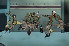 pixiv(ピクシブ)は、作品の投稿・閲覧が楽しめる「イラストコミュニケーションサービス」です。幅広いジャンルの作品が投稿され、ユーザー発の企画やメーカー公認のコンテストが開催されています。 Tokyo Ravens, Blood Orphans, Gundam Iron Blooded Orphans, Gundam Wallpapers, Gundam Mobile Suit, Custom Gundam, Mecha Anime, Cartoon Games, Geek Stuff