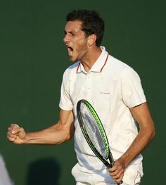 James Ward looking dapper in Ted at Wimbledon 2015 Wimbledon Tennis, Wimbledon 2015, James Ward, Tennis Championships, Looking Dapper, Tennis Racket, Ted, Sports, Hs Sports