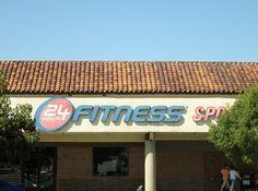 24 Hour Fitness, Camarillo CA