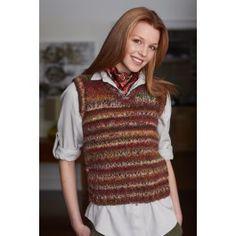 Patons® Colorwul™ Vest