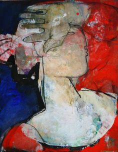 Por amor al arte: Christianne Knops Art And Illustration, Figure Painting, Figure Drawing, Abstract Art Images, Unusual Art, Art Moderne, Acrylic Art, Art Plastique, Ink Art