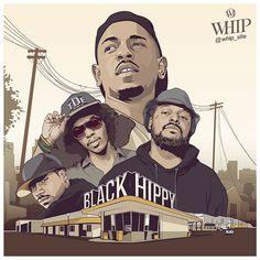 BLACK HIPPY - TDE on Behance