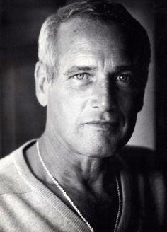 Paul Newman, Stunning photo of a STUNNING man... A hero among men