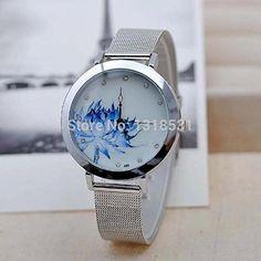 LNTGO New Fashion High Quality Ladies Steel Strip Quartz Watches With Lotus Women Casual Dress Watch Relogios Feminino -