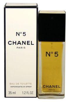 Chanel No 5 Eau De Toilette 1.2 Oz Spray Brand New in Box by CHANEL. $99.99. New in Box. Chanel #5 by Chanel for women. **No U.S. Sale Tax** 1.2 oz Eau De Toilette EDT Spray. Chanel #5 by Chanel for women is classified as a refined, floral, soft fragrance. A blend of modern florals, and balanced notes.