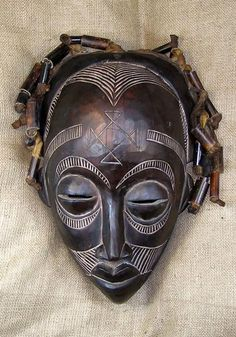 african mask | African Masks - Rasta Mask 7 - Front - Click for a more detailed view ...