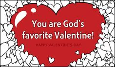 Free God's Favorite eCard - eMail Free Personalized Valentine's Day Cards Online