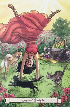 Zen, Spirit Signs, Angel Readings, Oracle Tarot, Angel Cards, Get Happy, Cat Cards, Deck Of Cards, Witch