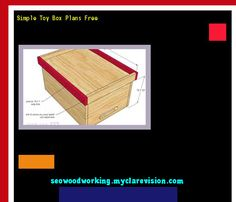 Simple Toy Box Plans Free 080136 - Woodworking Plans and Projects!  sc 1 st  Pinterest & Free Small Wood Box Plans 075444 - Woodworking Plans and Projects ... Aboutintivar.Com