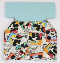 Dog Jacket  Cartoon Mickey Mouse  Cotton And by PatienceWayShop