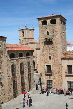 Cáceres. Extremadura.