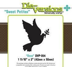 Die-Versions Die - Sweet Petites - Dove