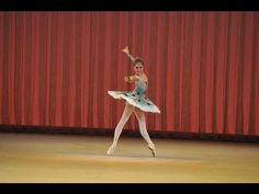 ▶ Miko Fogarty, 16, Moscow IBC 2013 Gold Medalist Final Round - Esmeralda - - YouTube