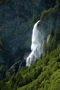 Die Krimmler Wasserfälle - Austria
