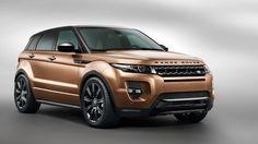 """Range Rover Evoque – Dynamic in Zanzibar mit dem optionalen """"Black Design""""-Paket"""