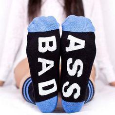 Robert Kardashian and Arthur George Bad Ass Socks