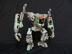 Dynamo Hauler Bot | by Jason Corlett