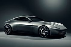 Aston Martin Db10 James Bond Car Spectre - Provided by MotorTrend