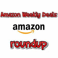 amazon deals of the week - 3/13 - 3/19 - http://couponsdowork.com/amazon-deals/amazon-best-deals-of-week-313-319/