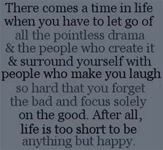 If we all did this..how many people would we let go?  Interesting thought & good words to live by.