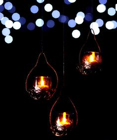 Celebrate the festivities with LED candles as mood lighting. Use some Philips…