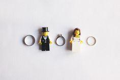 Creative Lego wedding @ Bristol