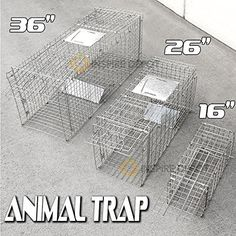 "Generic YZ_718848YZ_7 Live Trap Small Animal lapsibl Human Hunting ll Ani Professional man H 36"" Cage Collapsible g Trap Trapping YZ_US7_160510_581   http://huntinggearsuperstore.com/product/generic-yz_718848yz_7-live-trap-small-animal-lapsibl-human-hunting-ll-ani-professional-man-h-36-cage-collapsible-g-trap-trapping-yz_us7_160510_581/"