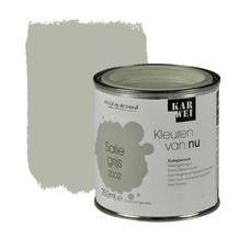 KARWEI Kleuren van Nu lak zijdeglans saliegrijs 250 ml