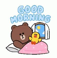 The perfect Cony Brown GoodMorning Animated GIF for your conversation. Good Night Babe, Love Good Morning Quotes, Good Morning Messages, Good Morning Good Night, Good Morning Images, Good Morning Cartoon, Cute Love Pictures, Cute Love Gif, Hugs And Kisses Quotes