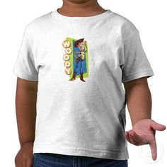 Toy Story - Woody T-shirt by Disney