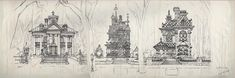 Original layout and background painting for Lady... - The Disney Elite
