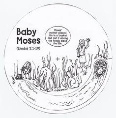 56 Best Baby Moses Images Sunday School School Sunday