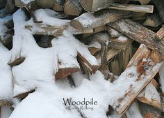 Many Americans heat with wood during the winter. Heating with wood is common in rural parts of the Finger Lakes because of the large number of forests in the area.