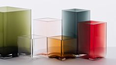 Like these: bouroullec brothers vases from various UK stockists ...