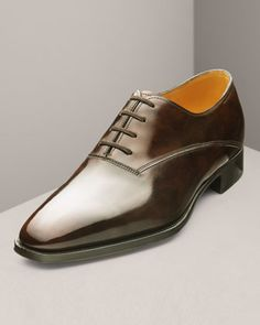 Becketts Oxford by John Lobb at Neiman Marcus.