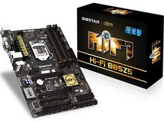 BIOSTAR Unveils Its Newest Intel B85 Chipset Based Motherboard
