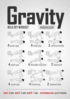 gravity-workout