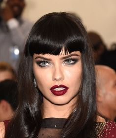 Pin for Later: We Almost Didn't Recognize Adriana Lima in This Met Gala Look
