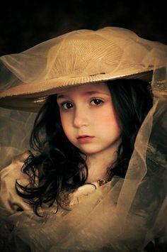 Era Gone By  Victorian Portrait