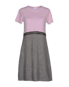 PAULE KA Short dress. #pauleka #cloth #dress #top #skirt #pant #coat #jacket #jecket #beachwear #