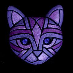 Cat Cinders Linda Webb, featured on PCD
