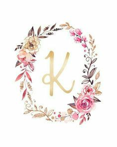Free Glitter and Glam Monogram Printables - L Wallpaper, Monogram Wallpaper, Wallpaper Backgrounds, Cellphone Wallpaper, Floral Letters, Monogram Letters, Wedding Cards, Wedding Gifts, Gold Bridal Showers