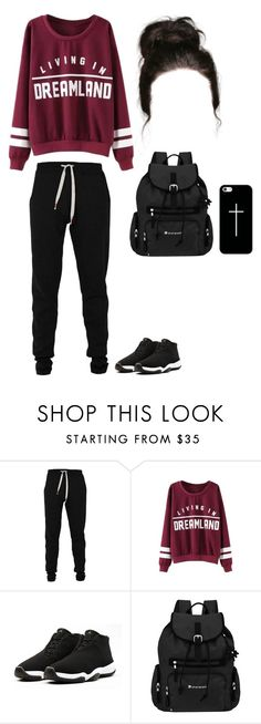 """School"" by justinbiebz94 on Polyvore featuring Lija, Sherpani and Casetify"